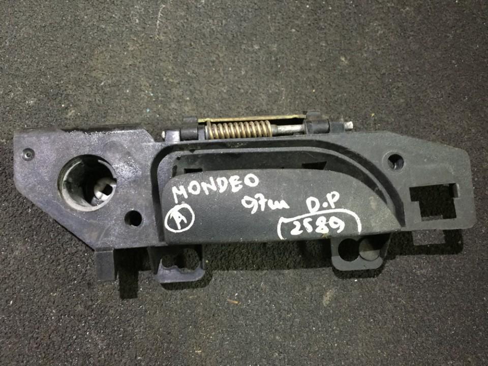Duru isorine rankenele P.D. NENUSTATYTA n/a Ford MONDEO 2001 1.8