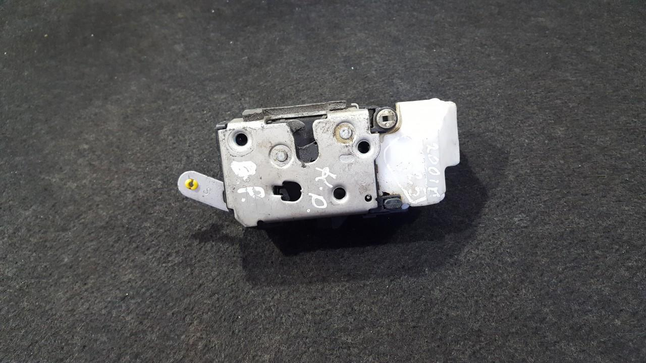 Door Lock Mechanism - front left side NERASTA NERASTA Alfa-Romeo 147 2001 1.6