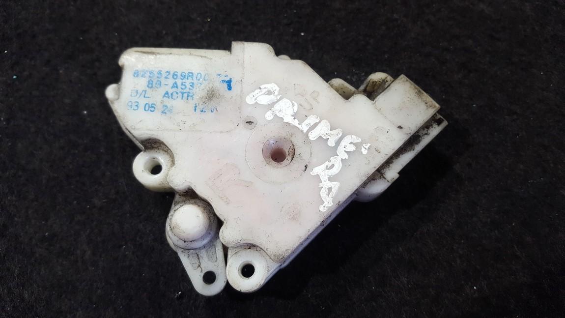 Central locking motor Nissan Primera 1991    1.8 8255269R00