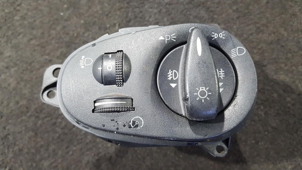 Headlight Aim Adjuster Control Switch 98AG13A024FF 98AG 13A024 FF, 04 0525 53, 99 05 04 B Ford FOCUS 1999 1.8