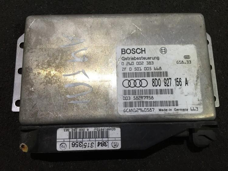 Transmission Computer  Audi A4 1999    2.5 8d0927156a