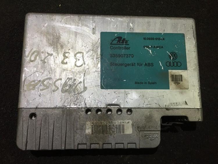 ABS Computer Volkswagen Passat 1990    2.0 535907379
