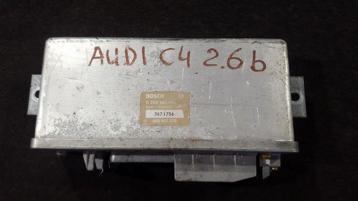 ABS Computer Audi 100 1992    2.6 4A0907379