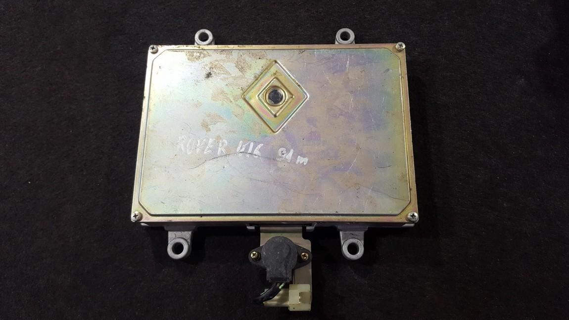 ECU Engine Computer  Rover 400-Series 1991    1.6 37820PP4E01