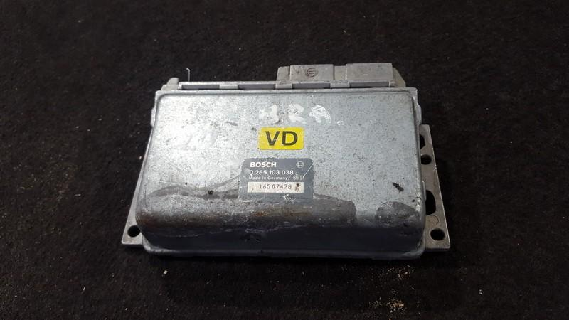 ABS Computer Opel  Calibra, 1990.06 - 1997.07