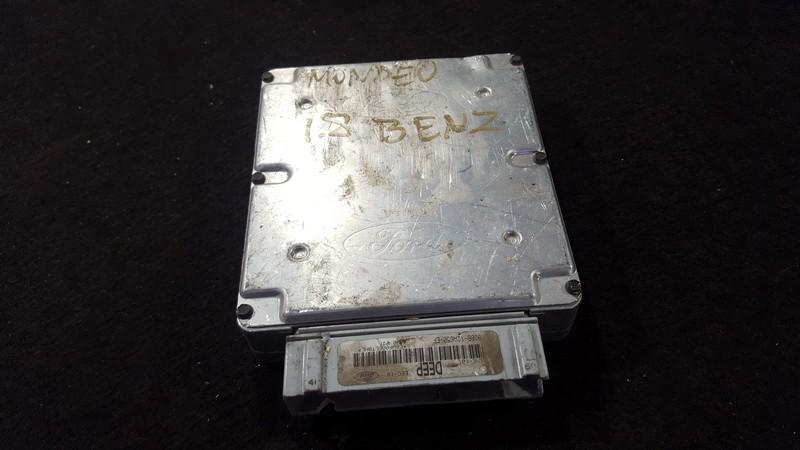 ECU Engine Computer  Ford  Mondeo, 1992.12 - 1996.09