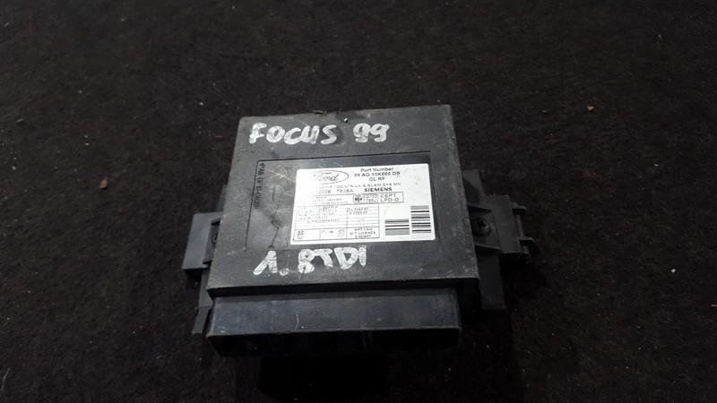 Door control relay Ford  Focus, 1998.10 - 2002.10