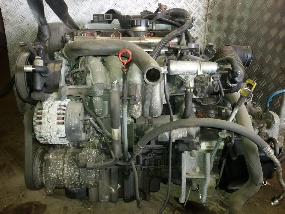 Engine Volvo  S40, 1995.07 - 2000.07