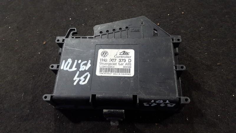 ABS kompiuteris 1h0907379d 100941-03204, 3x109 Volkswagen GOLF 1995 1.9