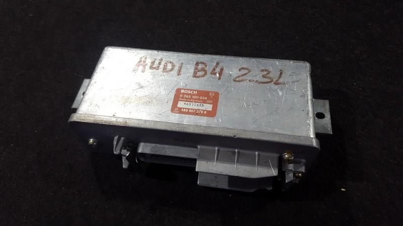 ABS kompiuteris 0265100056 4a0907379a Audi 80 1991 1.8