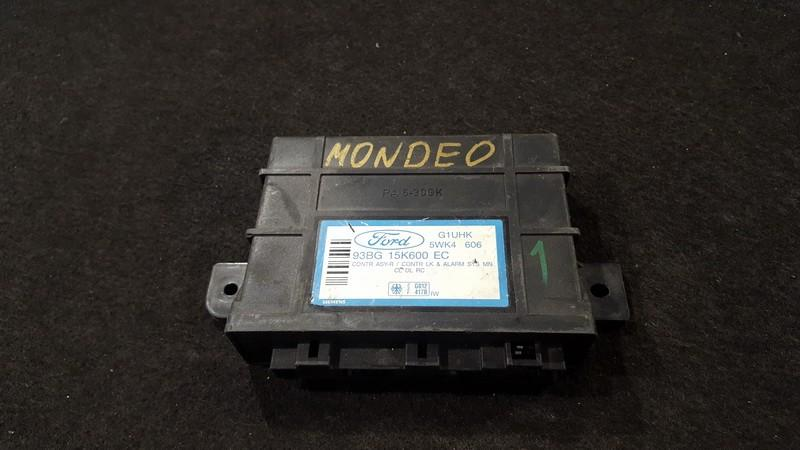 Other computers Ford  Mondeo, 1996.09 - 2000.11