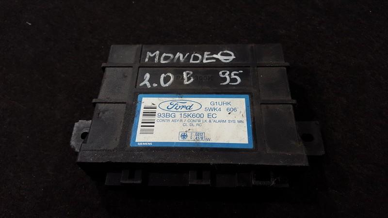 Door control relay Ford Mondeo 1997    2.0 93bg15k600ec
