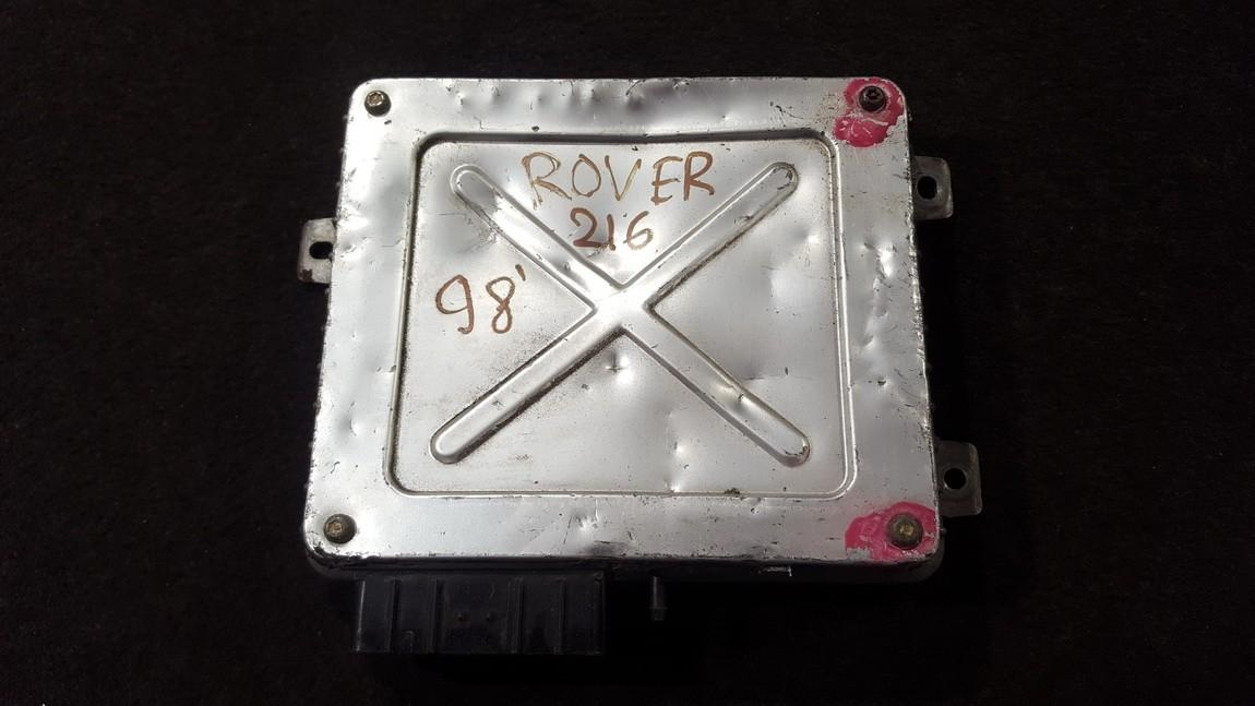 Fuel Injection ECU Rover 200-Series 1999    1.6 mkc104042