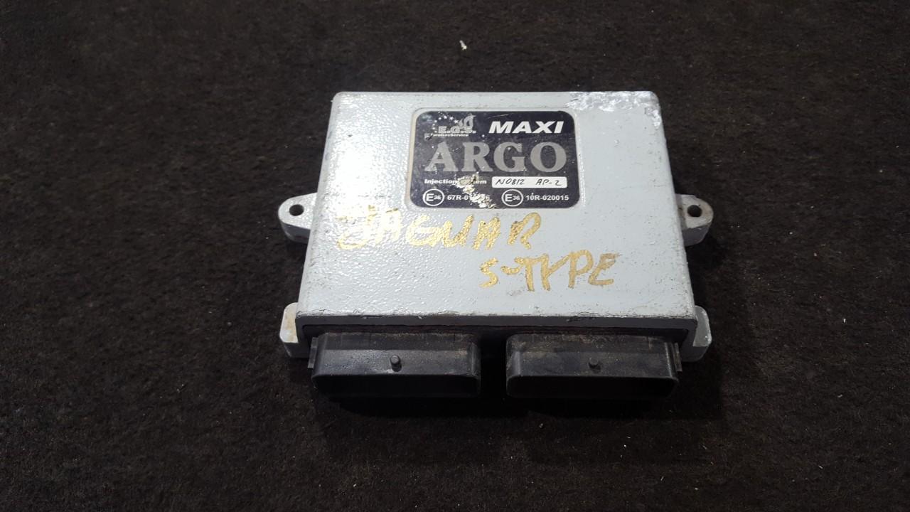 GAS control module (unit computer) Jaguar S-Type 2000    1.8