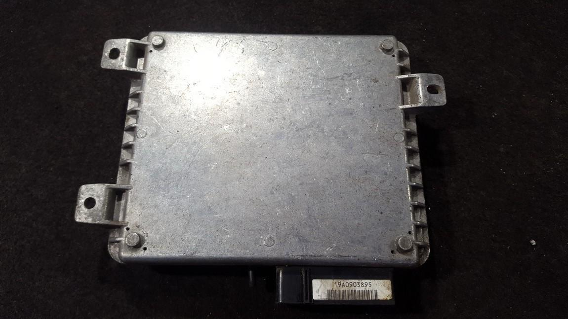 Fuel Injection ECU Rover 200-Series 1996    1.4 mkc104020
