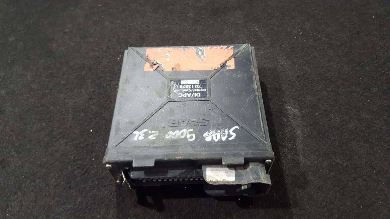 ECU Engine Computer  SAAB 9000 1990    2.3 9113879