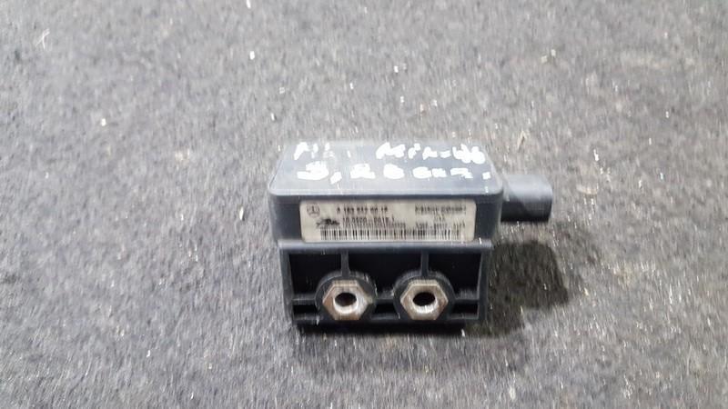 Esp Accelerator Sensor (ESP Control Unit) a1635422140 100980-04162 Mercedes-Benz ML-CLASS 2000 2.3