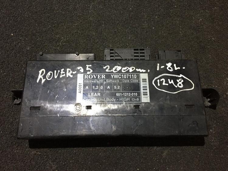 Komforto blokas ywc107110 601-1212-010 Rover 75 2000 2.0