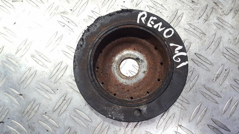 Шкив коленвала NENUSTATYTA NENUSTATYTA Renault MEGANE SCENIC 1997 1.6