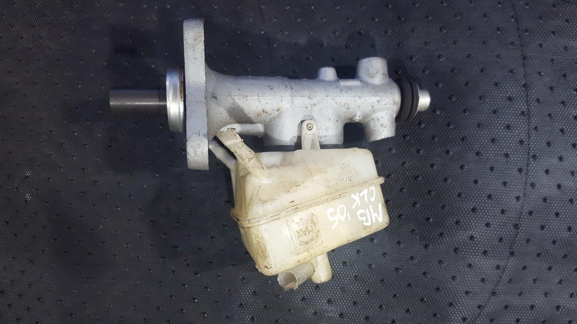 Brake Master Cylinder NENUSTATYTA NENUSTATYTA Mercedes-Benz CLK-CLASS 1998 2.3