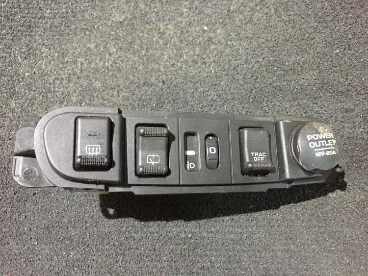 Stiklo sildymo mygtukas 04671622ad n/a Chrysler PT CRUISER 2002 1.6