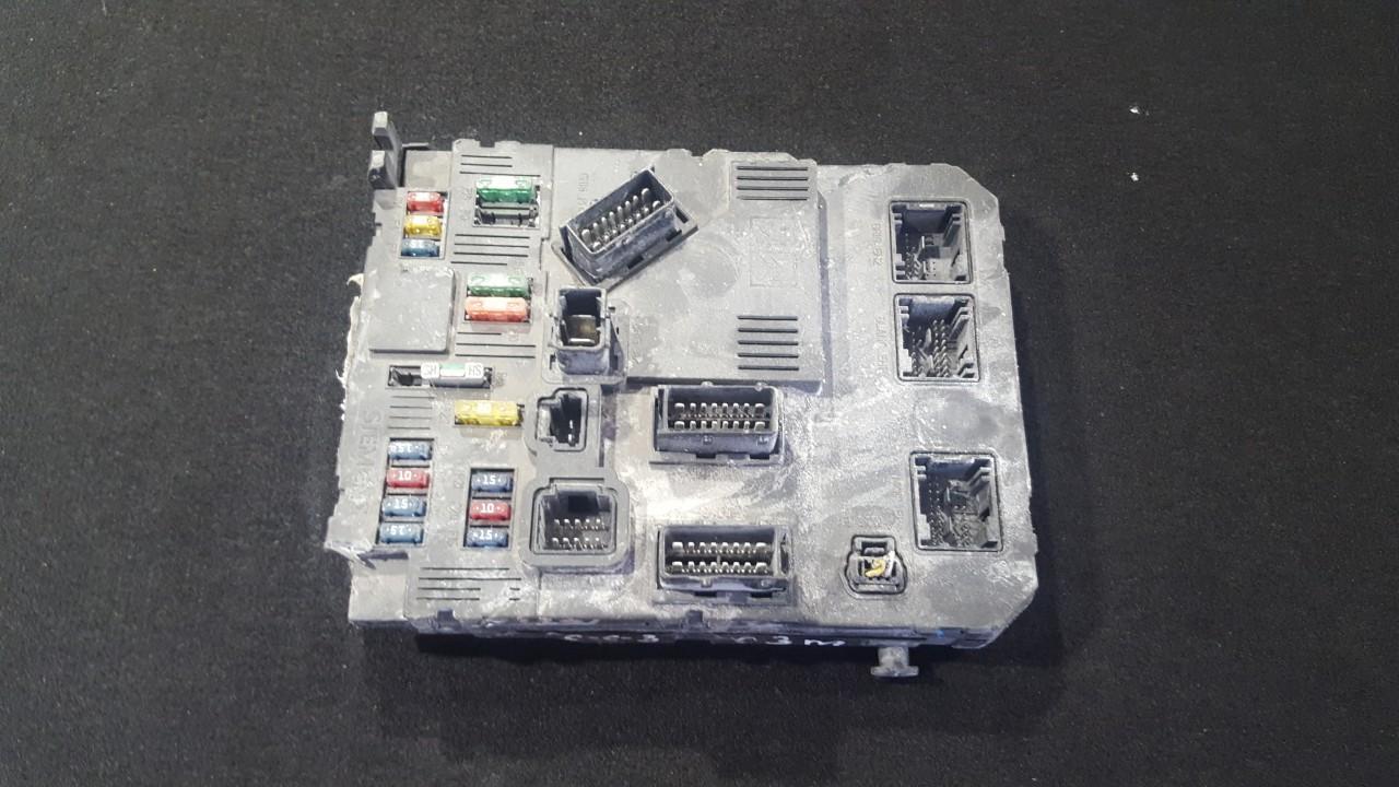 S Fuse box Citroen C3 2003 0.0L 30EUR EIS00208656