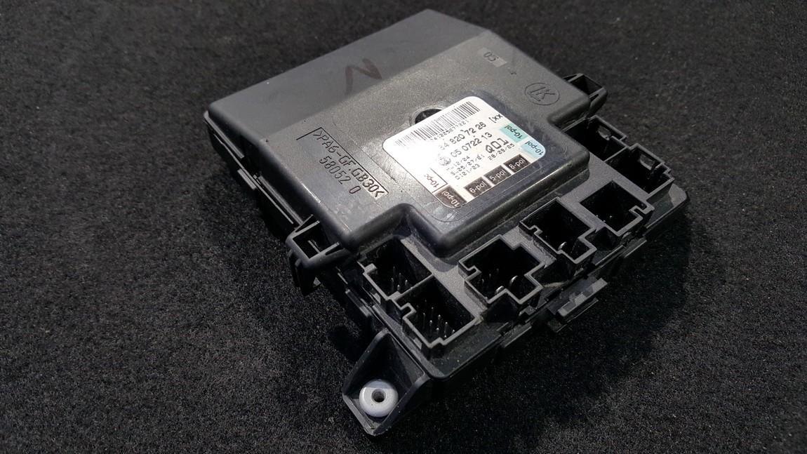 Door control relay (DOOR CONTROL UNIT MODULE ECU ) A1648207226 05072213 Mercedes-Benz ML-CLASS 2002 2.7