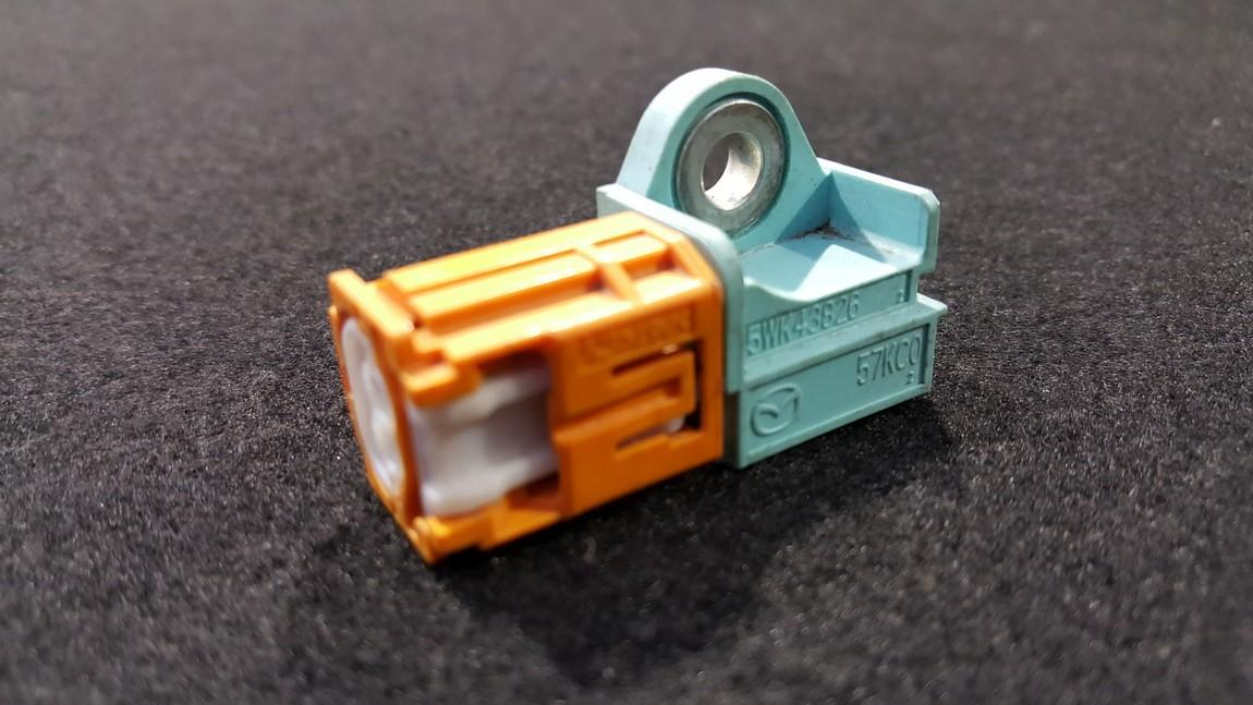 Srs Airbag crash sensor 5wk43826 57kc0 Mazda 6 2014 2.2