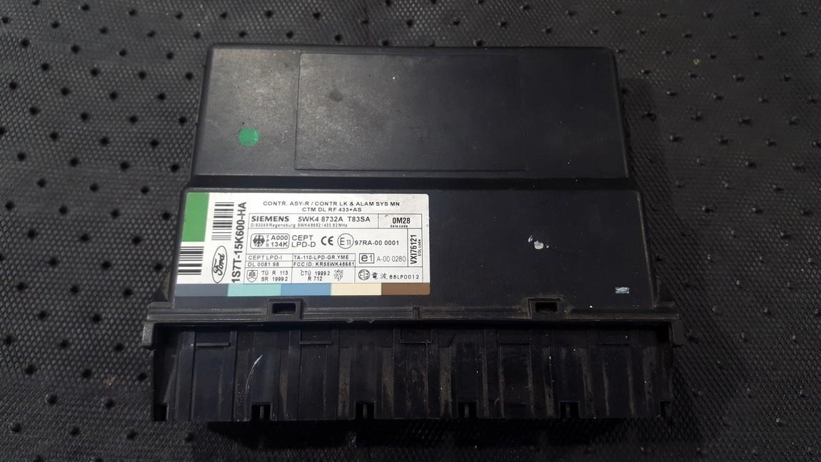 Variklio kompiuteris 5WK48732AT83SA 5WK4 8732A T83SA, 1S7T-5K600-HA Ford MONDEO 2014 2.0