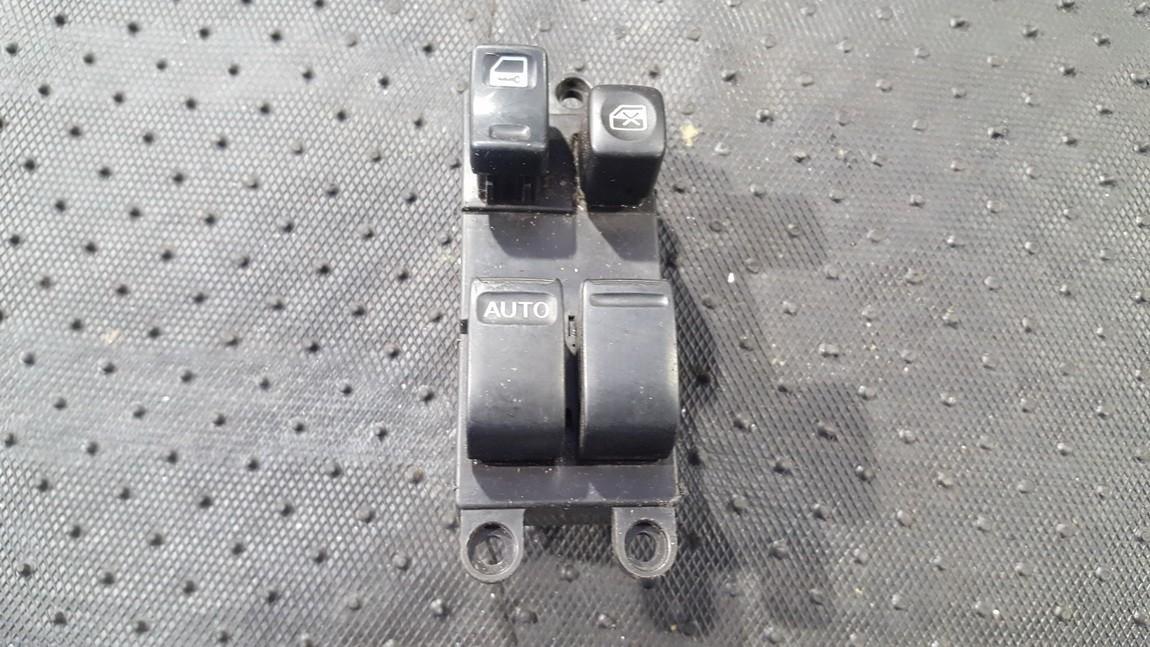Stiklo valdymo mygtukas (lango pakeliko mygtukai) NENUSTATYTA NENUSTATYTA Nissan ALMERA 2001 2.2