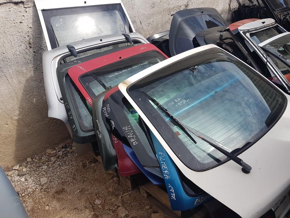 Rear hood NENUSTATYTA NENUSTATYTA Nissan ALMERA 2000 2.2