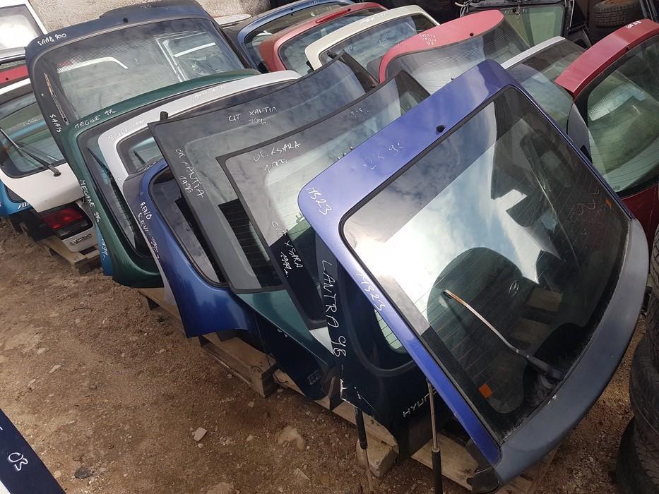 Galinis dangtis G (kapotas) NENUSTATYTA NENUSTATYTA Nissan ALMERA 2000 2.2