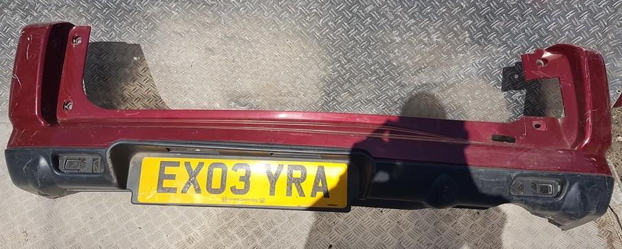 Rear bumper NENUSTATYTA nenustatyta Honda CR-V 2003 2.0