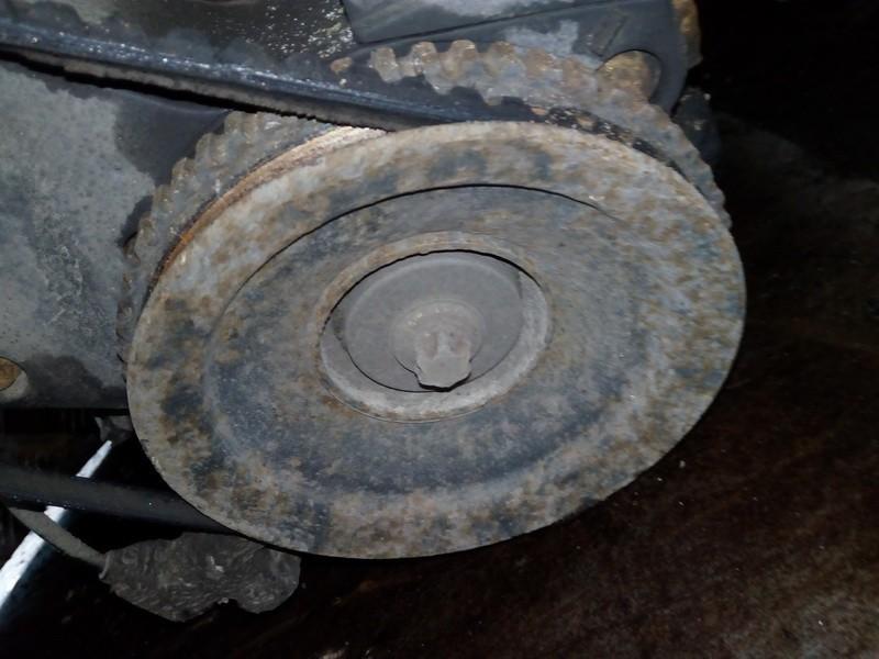 Alkuninio veleno dantratis (skyvas - skriemulys) NENUSTATYTA NENUSTATYTA Opel CORSA 1994 1.4