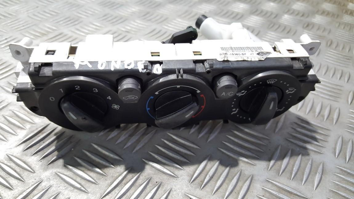 Peciuko valdymas 6G9119980BF 6G91-19980-BF Ford MONDEO 2002 2.0