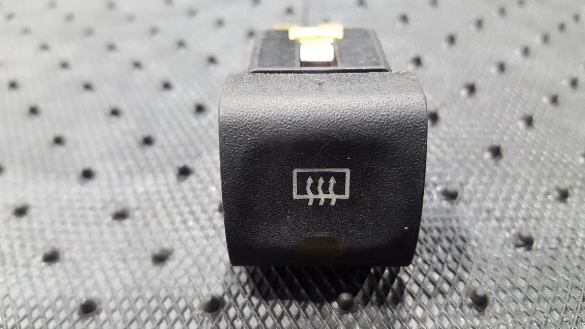 Heated screen switch (Window Heater Switch) 90457319 90 457 319, S 501.564 Opel VECTRA 2007 1.9