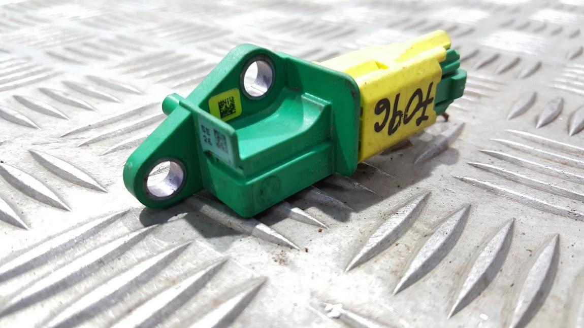Srs Airbag daviklis 5WK43544 1K0909606C Audi A6 1999 1.9