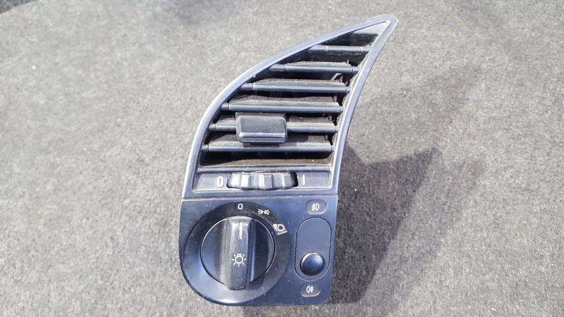 Headlight adjuster switch (Foglight Fog Light Control Switches) 61.311387051.9 04 0500 00 BMW 3-SERIES 2000 2.0