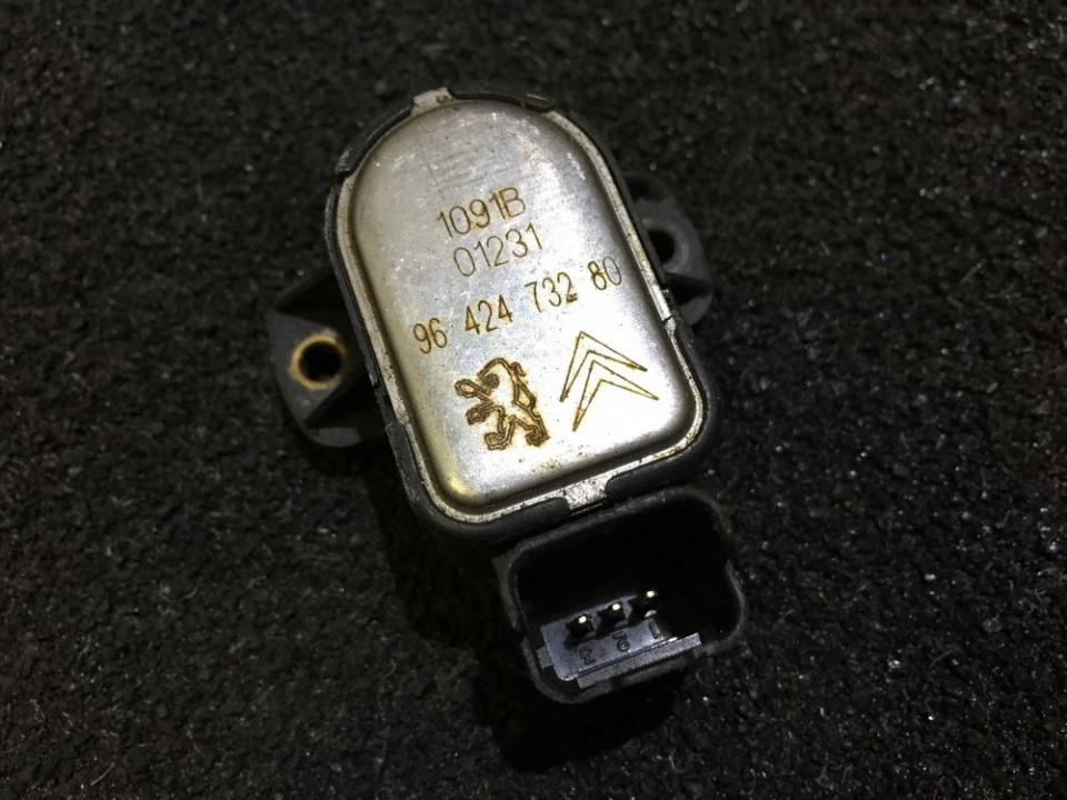 High Flow Throttle Body Electric Parts (Air Control Valve, Throttle Position Sensor) 9642473280 n/a Peugeot 206 1998 1.4
