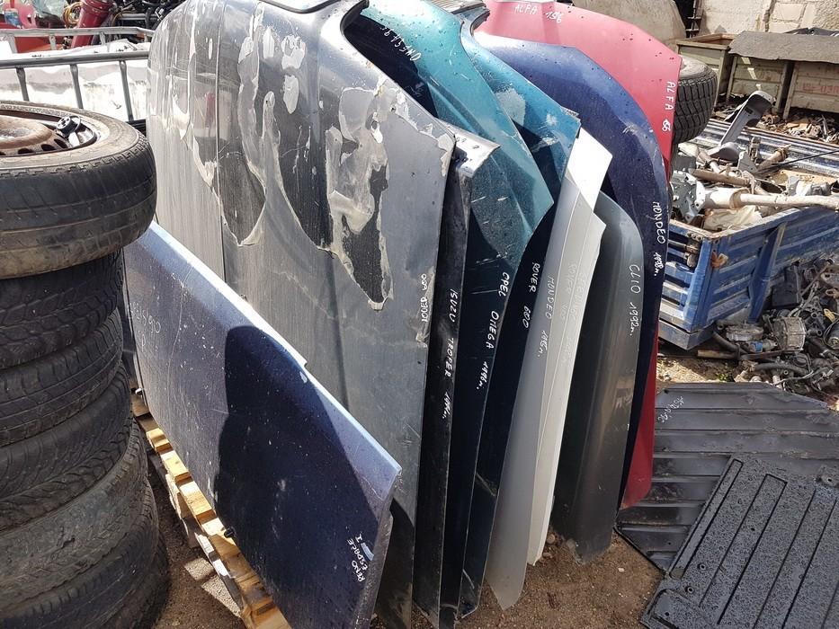 Kapotas (Variklio dangtis) blue nenustatyta Ford MONDEO 2009 1.8