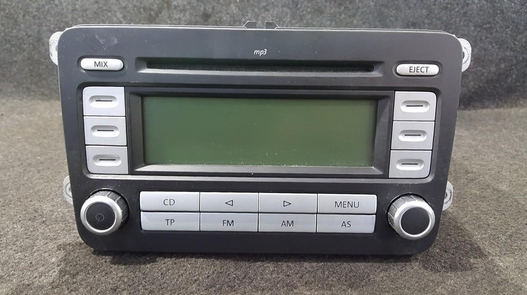 Autoradio Volkswagen  Passat, B6 2005.08 - 2010.11