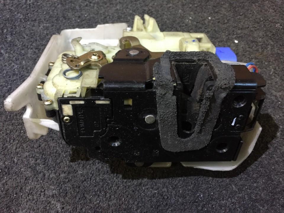 Duru spyna P.K. NENUSTATYTA n/a Volkswagen POLO 2006 1.2