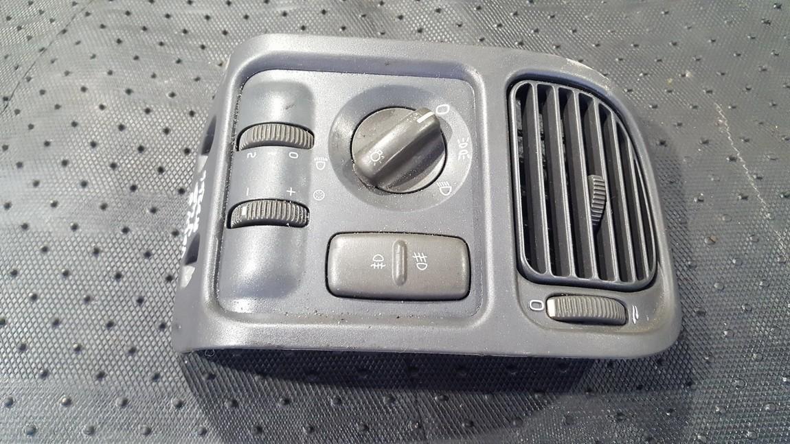 Блок света с птф NENUSTATYTA NENUSTATYTA Volvo V40 1998 1.9