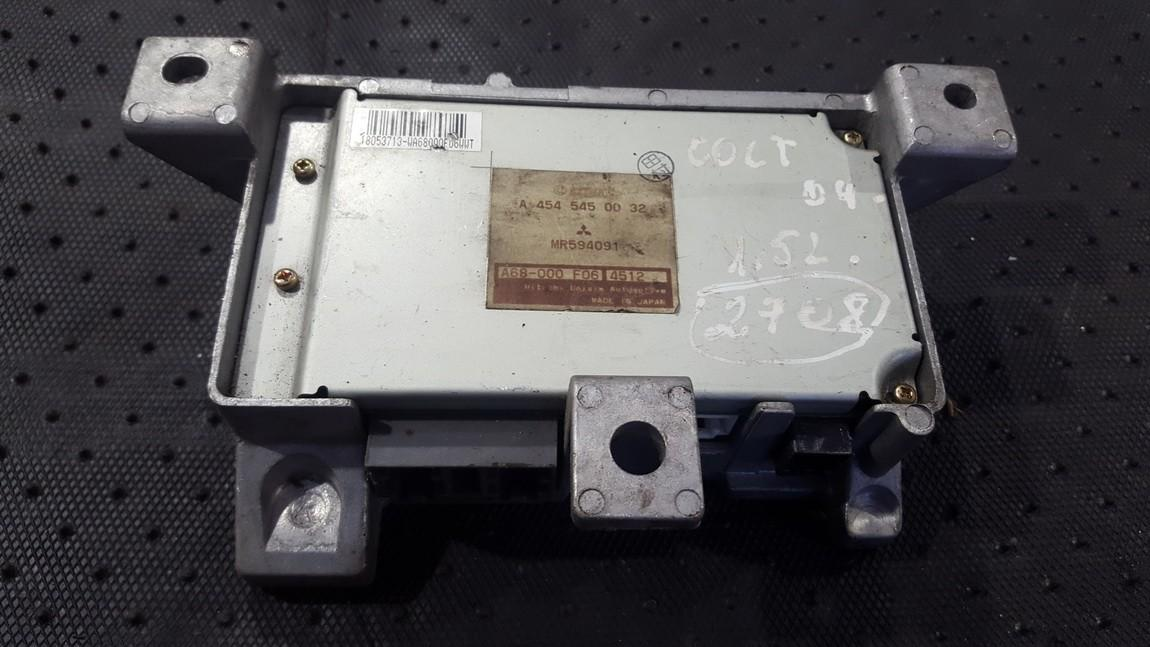Steering Module (STEERING WHEEL CONTROL ECU) Mitsubishi Colt 2006    1.3 A4545450032
