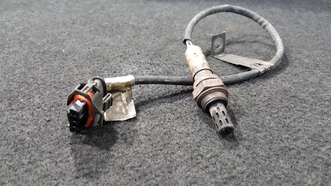Лямбда-зонд 4 провода, БЕЛЫЙ БЕЛЫЙ ЧЕРНЫЙ СЕРЫЙ 5WK9398 55353811 Opel ASTRA 1994 1.7