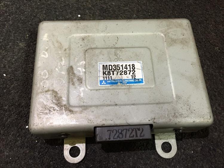 Fuel Injection ECU Mitsubishi L200 2000    2.5 MD351418