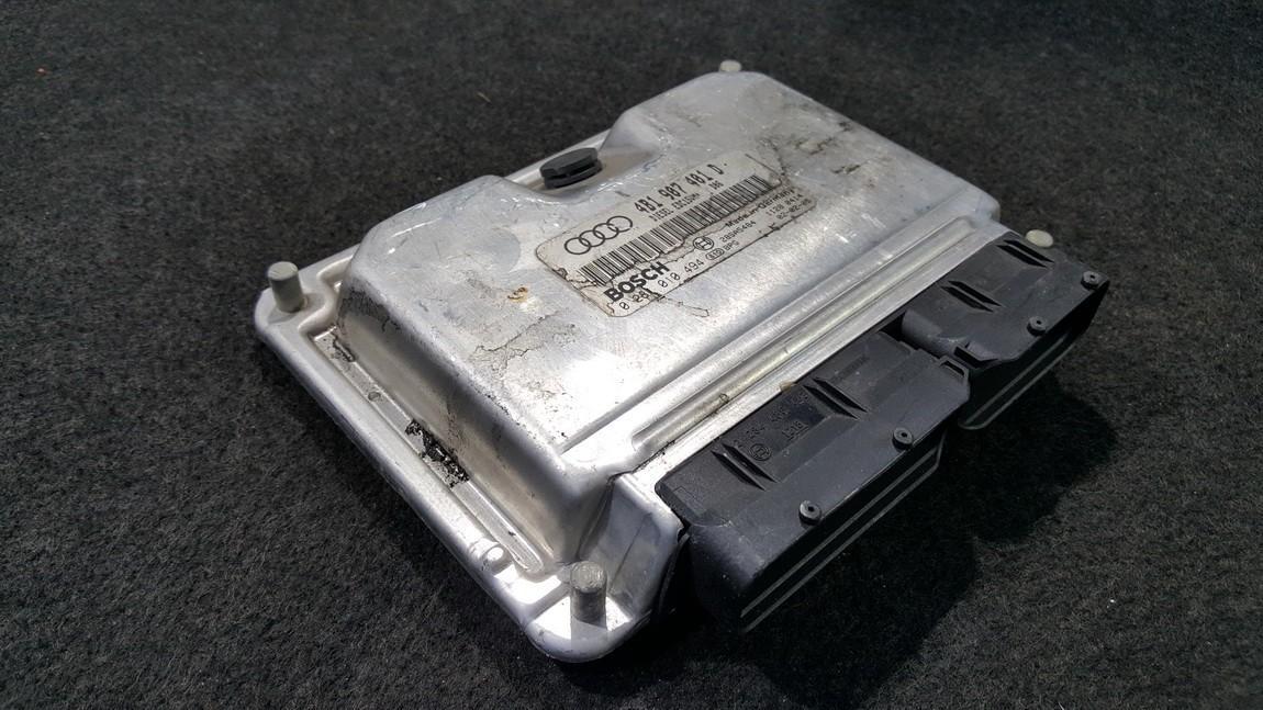Variklio kompiuteris 4B1907401D 0281010494, 28SA5484 Audi A6 1998 2.5