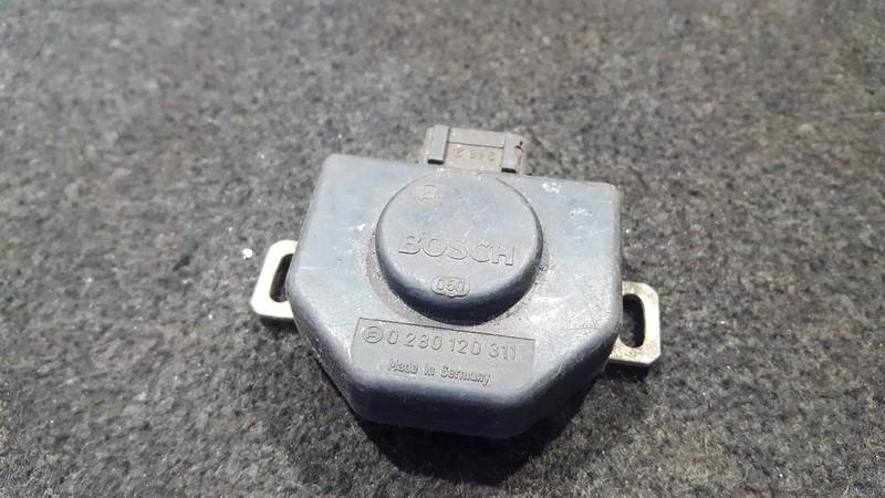 Droselines sklendes padeties daviklis (potenciometras) 0280120311 n/a Lancia THEMA 1993 2.0