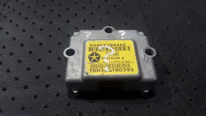 Srs Airbag daviklis p04671844ac 38754c Chrysler PT CRUISER 2005 2.2