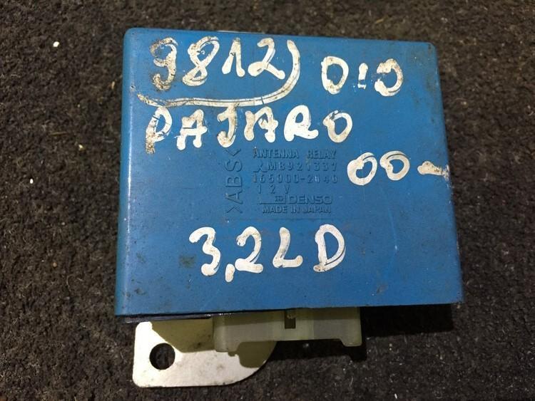 Other computers Mitsubishi  Pajero, 1999.10 - 2006.12